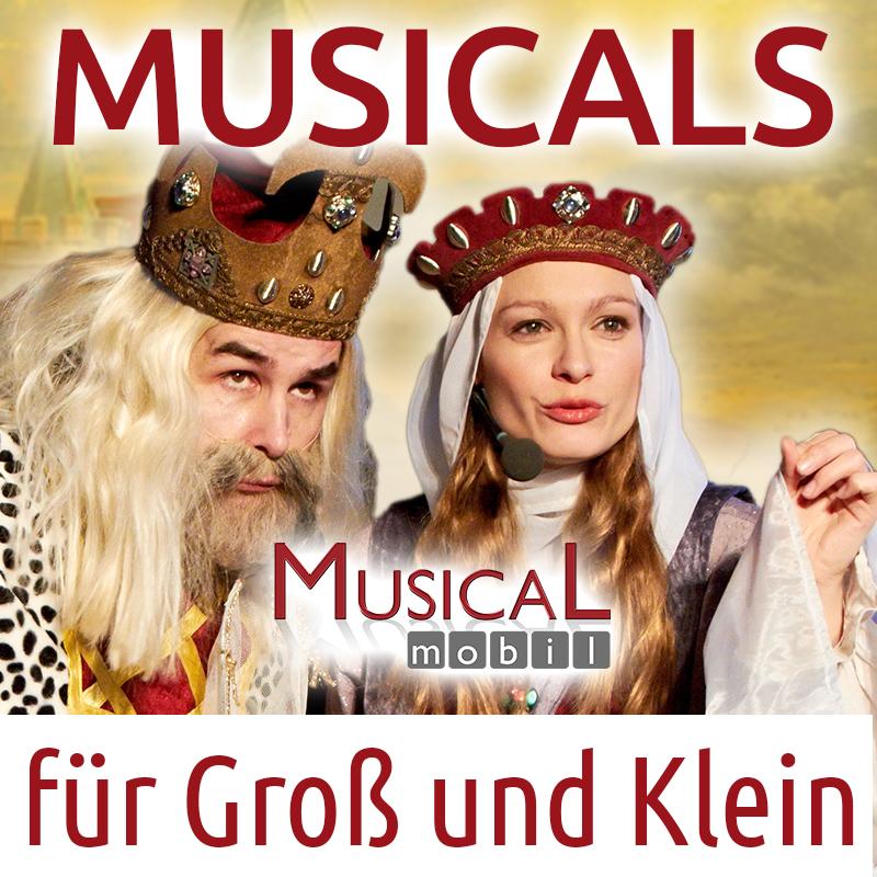 Musicals im Riverboat